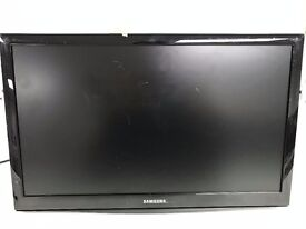 "Samsung UE19H4000AW, 19"", LED TV with Freeview"