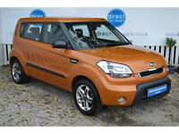 KIA SOUL Can't get cr finance? Bad credit, unemployed? We can help!