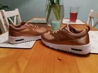 Brand new girls Nike trainers
