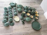 Denby Manor Green collection