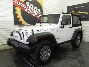2015 Jeep Wrangler Rubicon *4x4*Mags*Bluetooth*