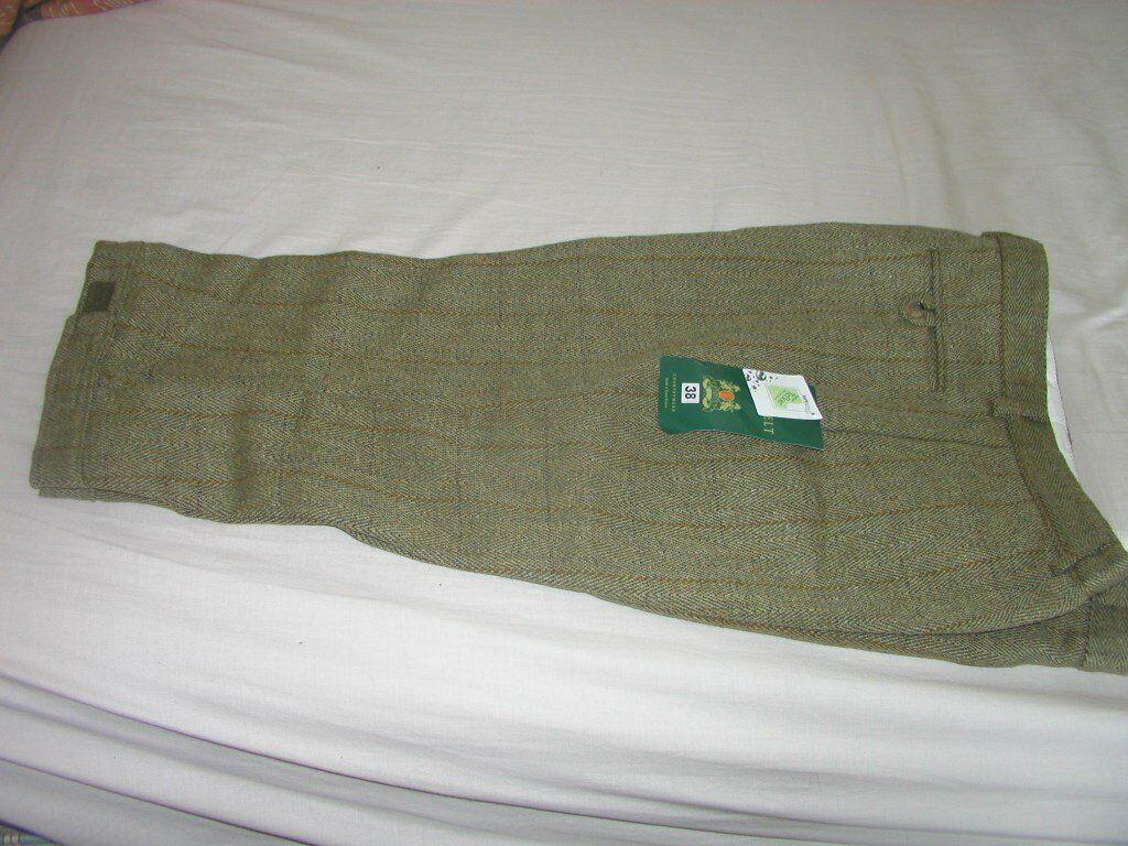 Tweed Shooting breeks brand new 38inch waist