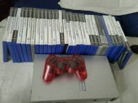 Ps2 and 30 plus games