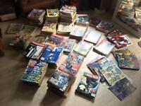 Massive 2000AD collection