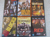 Assorted Action Films