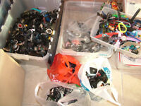 Massive Tub Full of Digital / Sports Watches. Over 500 pieces. Fitbit, Timex, Armitron, + more