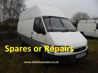 Ford Transit 2.5 D 190 L High Roof Van (LWB)