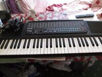Casio CT-636 Keyboard with stand