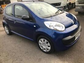 2007 citroen c1 airway plus 1.0 petrol