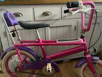 Pink Raleigh tomahawk