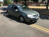 VW GOLF**LONG M.O.T**SERVICE HISTORY