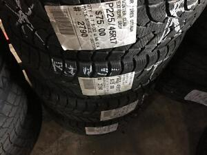225/45/17 Winter Claw Extreme Grip *Winter Tires* *ON RIMS*