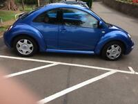 **** Price Reduced***** 2001 2ltr beetle