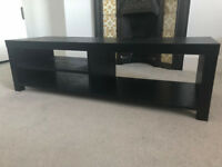 TV Stand - Great Condition in Black