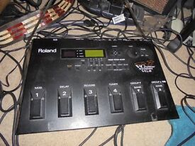 Roland VG8 Guitar System, the only pedal you will ever need.