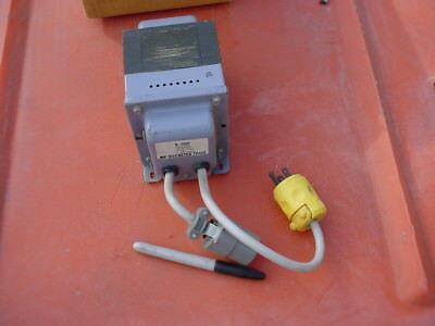 Magnetektriad N-90md Isolation Transformer 115115 250va