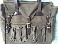 Like New Filson Briefcase Tote messenger bag