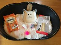 Cat gift pack. Perfect Christmas Present!