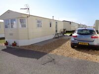 TEECCO BAY PARKDEAN PORTHCAWL 6 BERTH CARAVAN FOR HIRE