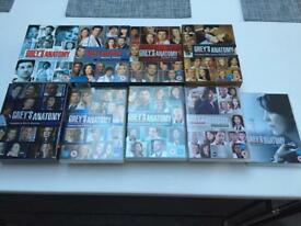 Greys anatomy DVDs