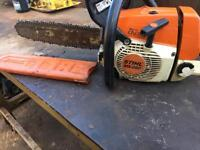 Stihl chainsaw ms 260 240 024 026
