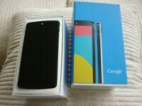 LG Nexus 5 D821 - 16GB - White (Unlocked) - Boxed