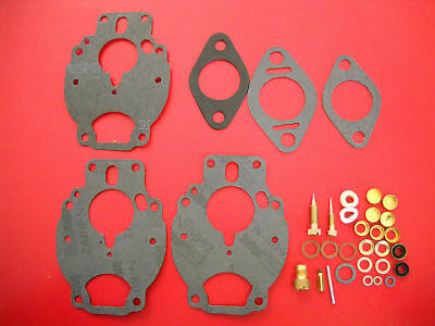 Massey Ferguson Tractor Zenith Carburetor Repair Rebuild Kit 65 135 165 175 180