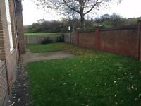 Hornbeam Close, Ormesby Spacious One bedroom ground floor flat. Large walled garden, very private.