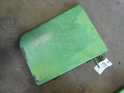John Deere 3020 Tractor Left Fuel Tank Shield Tag 929