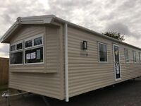 WILLERBY LYMINGTON 35 X 12 - 3 BEDROOMS - BRAND NEW ***SITE FEES AND EXTRAS INCLUDED ***