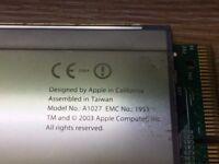 "Apple Imac A1173 17"" Wifi Mini Wireless Card 603-8031-A 020-4894-A BCM94311MCAG"