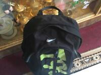 Nike backpack black used good condition £8