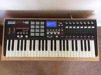 Akai MPK49 Midi Controller Keyboard