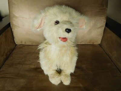 2004 FURREAL FRIENDS TIGER SCAMPS MY PLAYFUL PUP GOLDEN RETRIEVER DOG SEE VIDEO!