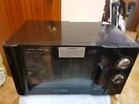 Microwave Hinari lifestyle black