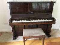 Piano for sale. Needs tuning but in working order.