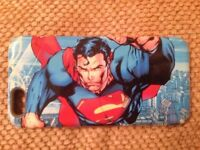"""SUPERMAN"" DISNEY/MARVEL IPHONE 6, 6S BACKING CASE"
