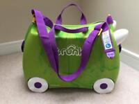 Trunki Trunkisaurus Rex Ride-On Suitcase