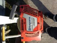 Husqvarna 346xp Breaking for spares. Whole saw . .