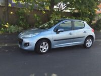 PEUGEOT 207 1.4 PETROL 38000 MILES ONLY IMMACULATE CONDITION