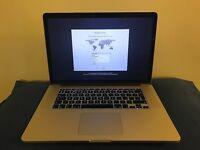 MacBook Pro (Retina, 15-inch, Mid 2012)