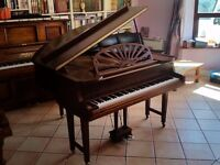 Reconditioned Challen 4'9 Baby Grand | Free UK Delivery