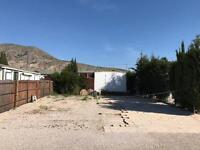 Mobile Home Plot For Long Term Rent Spain