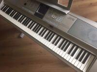 YAMAHA DGX 505 Portable Grand Piano