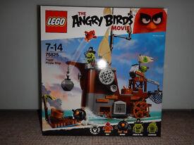 LEGO Angry Birds 75825 Piggy Pirate Ship