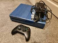 BARGAIN XBOX ONE FORZA EDITION 500GB WITH ALL CABLES
