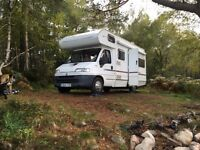 Swift lifestyle 6 berth Motorhome