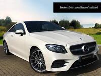 Mercedes-Benz E Class E 220 D AMG LINE PREMIUM PLUS (white) 2017-03-17