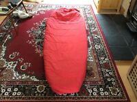 Fjallraven Skule 3 season sleeping bag