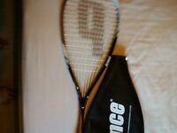 Prince Titanium Squash Racket In Excellent Condition